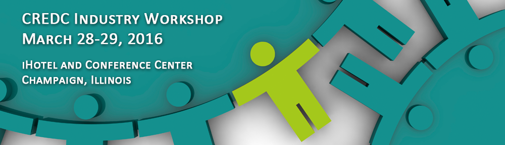 2016 CREDC Industry Workshop
