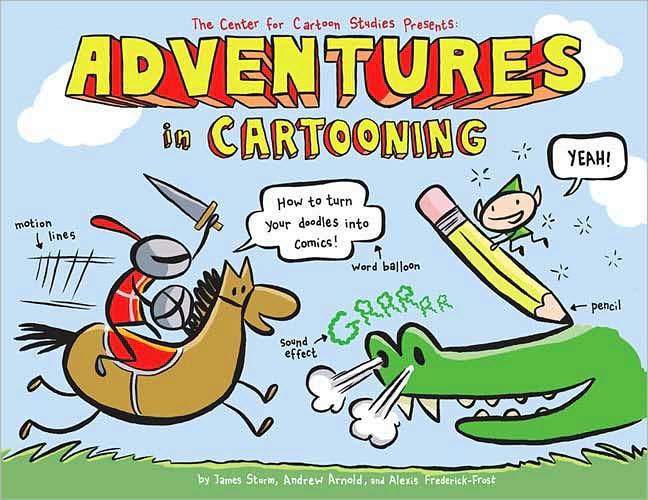 adventuresincartooning_gryphon10