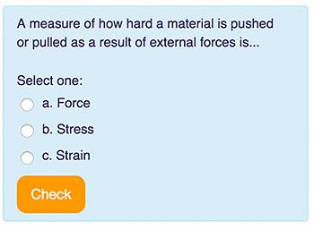 Quiz questions
