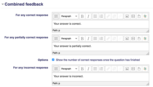 messages question answer