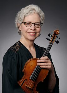 Nancy Wilson   Illinois Bach Academy - University of
