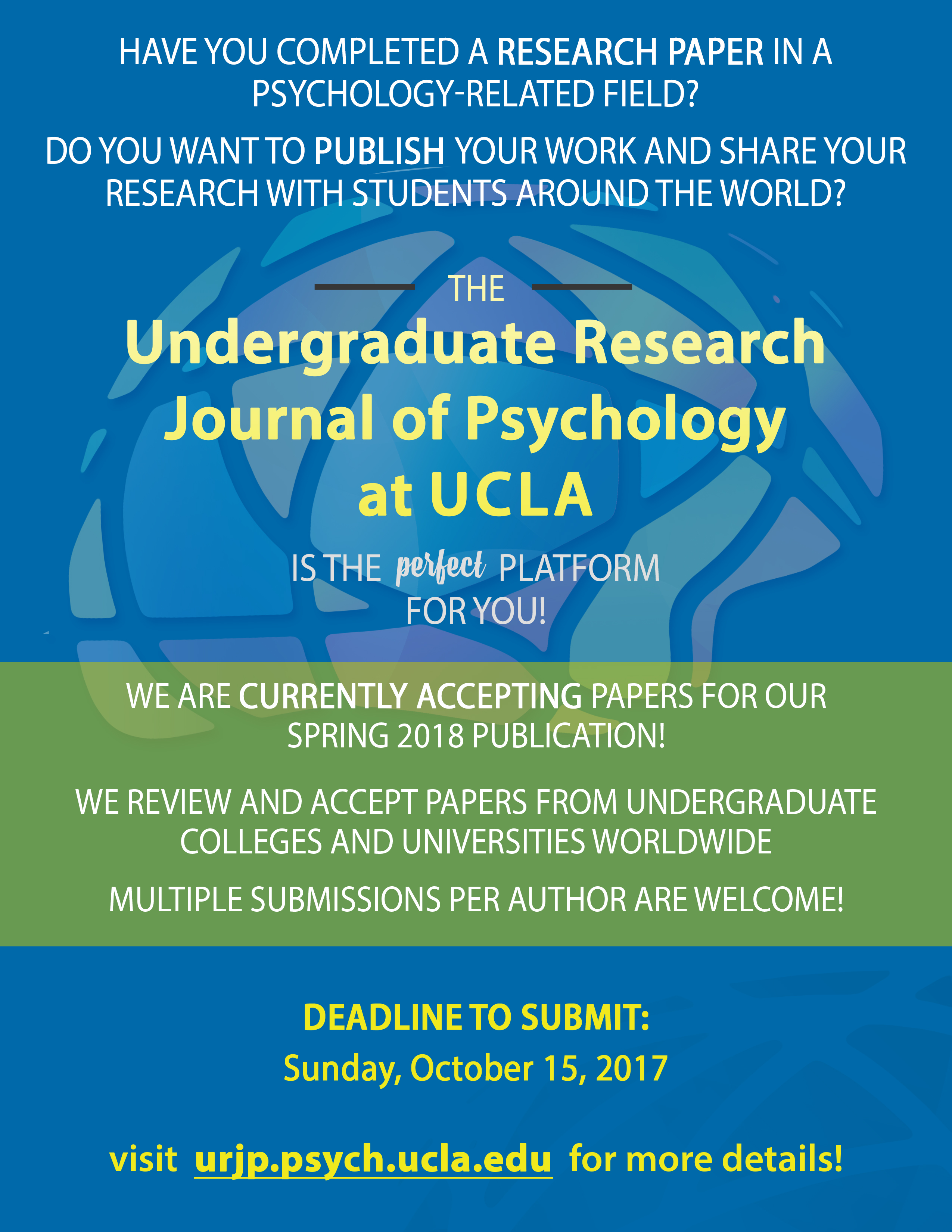 undergraduate research papers