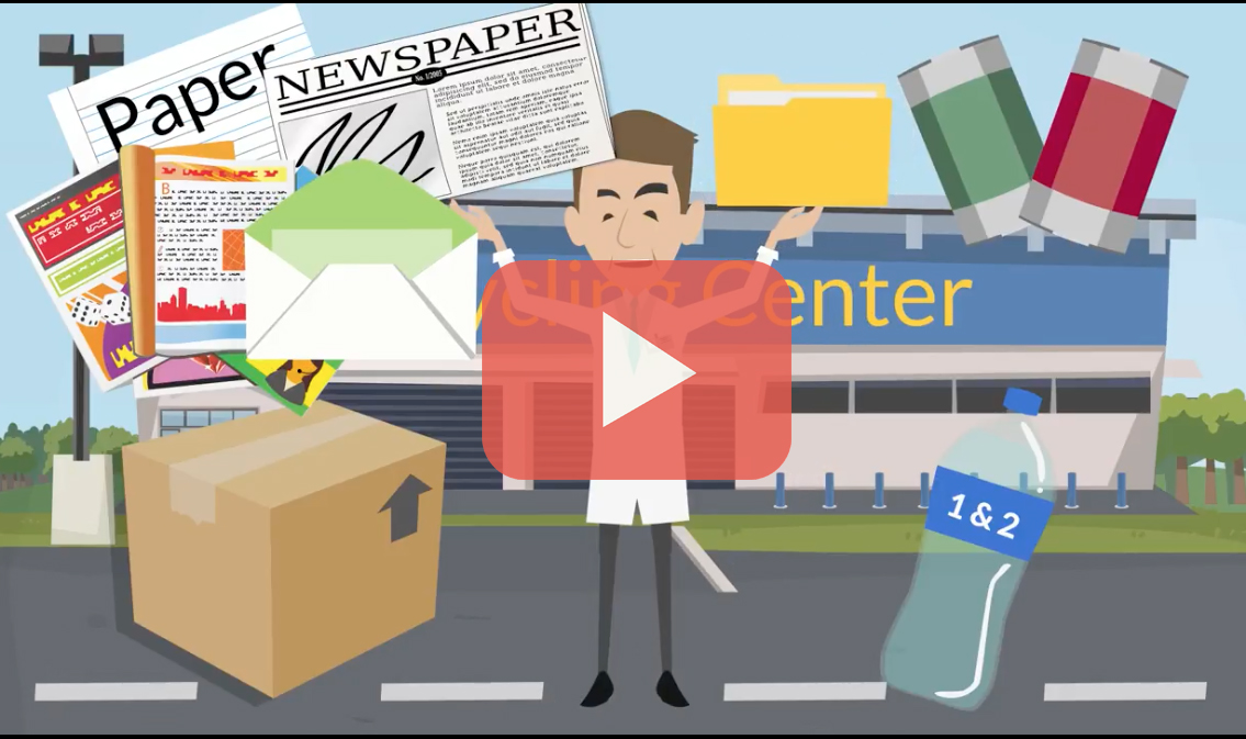 watch campus recycling video