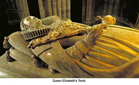 Tudor Tombs | Early Modern British Isles Blog - University of Illinois ...Queen Elizabeth 1 Artifacts