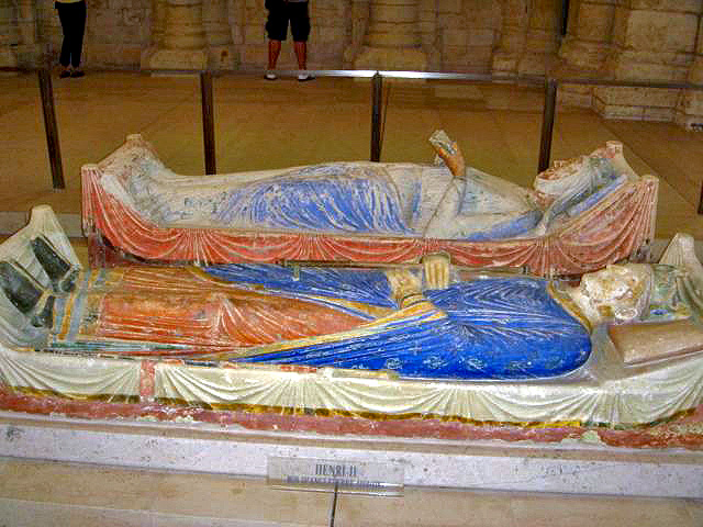 Henry-eleanor-tomb