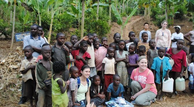 Day 1, 2, 3 Uganda (Madeline)