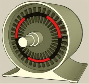 Figure 10 DMP machine structure.