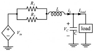 Figure 28: Simple circuit to test the standalone tool.
