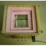 Figure 35: Calorimeter setup for direct loss measurement.