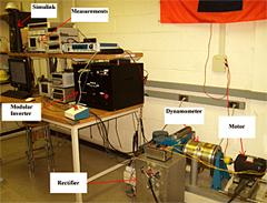 Figure 4: Hardware setup.