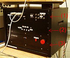 Figure 6: The 10-kW modular inverter.