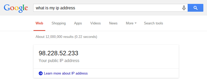 how to add my address in google search