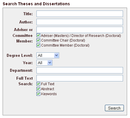 thesis lookup uiuc Browse ieee publications and standards and visit the ieee xplore digital library link to ieee spectrum magazine and the institute member newsletter.