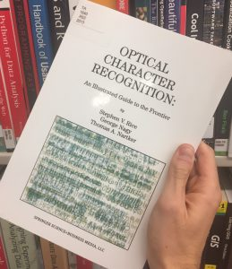 Picture of OCR Book