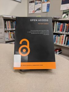 "Picture of Suber's ""Open Access"""