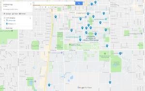Michael's GoogleMyMap