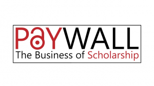 Logo for Paywall movie