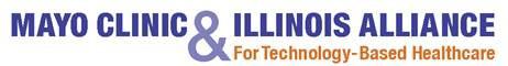 Mayo clinic & Illinois Alliance logo