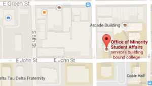OMSA Building location