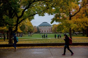 University of Illinois campus