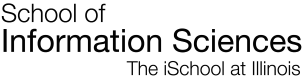 The iSchool at Illinois logo