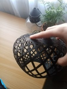 Biohacking, 3D Printing Networks, and a Lamp (Week 6
