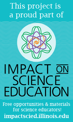 This project is a proud part of Impact on Science Education.