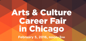 Arts and Culture Career Fair banner headingPNG