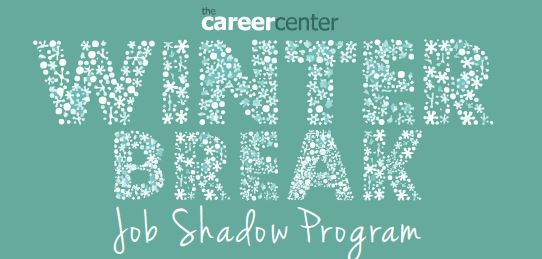 winter break job shadow logo