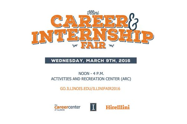 Illini Career Fair 2016