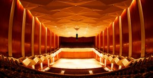 Krannert Center for the Performing Arts (KCPA) Foellinger Great Hall