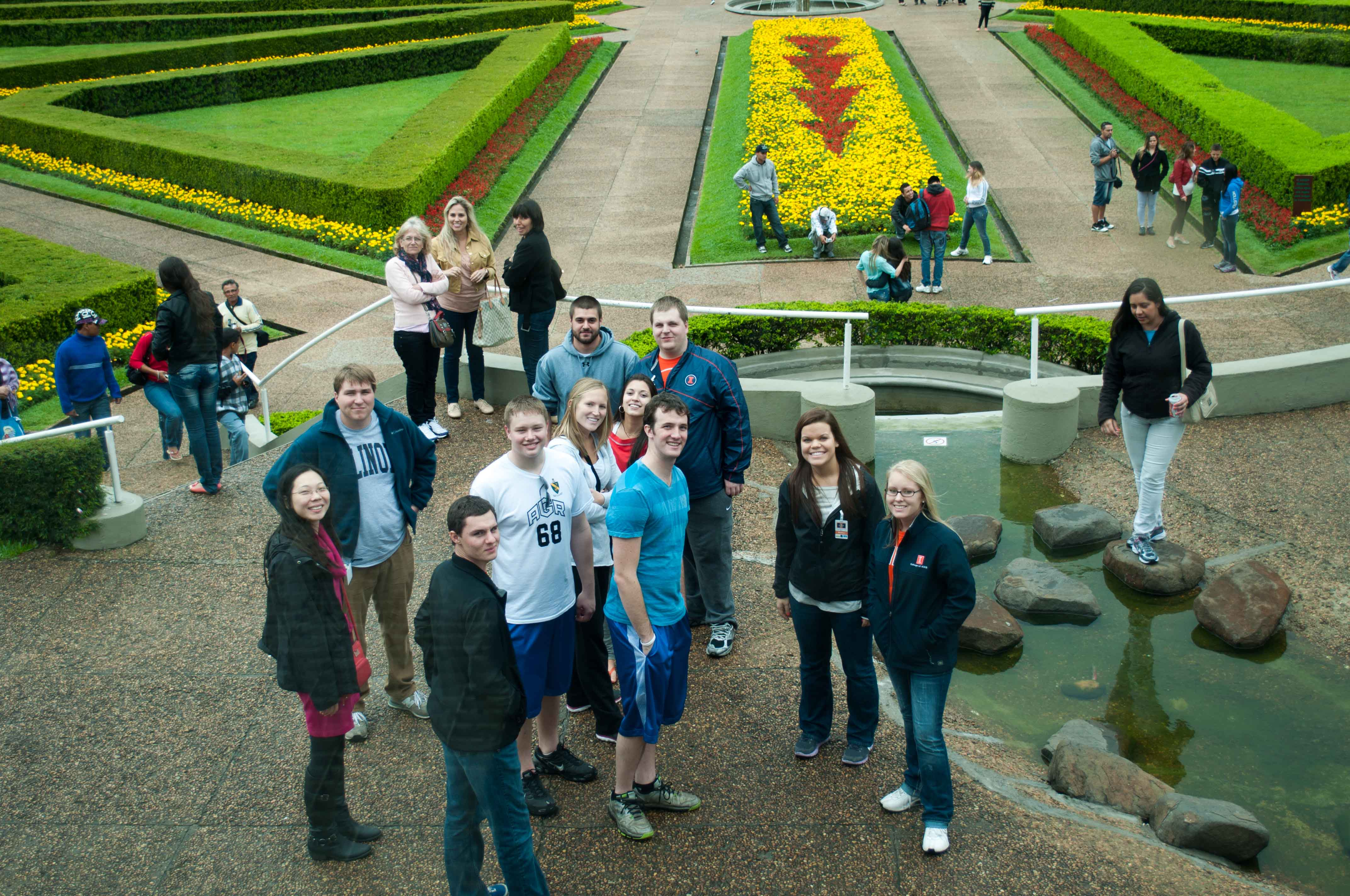 Greetings From Curitiba Brazil Ace Experiential Learning University Of Illinois At Urbana