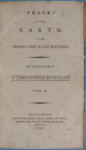 James Hutton's Theory of the Earth Vol. II