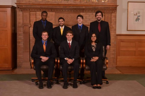 2013-2014 Executive Board of GESO
