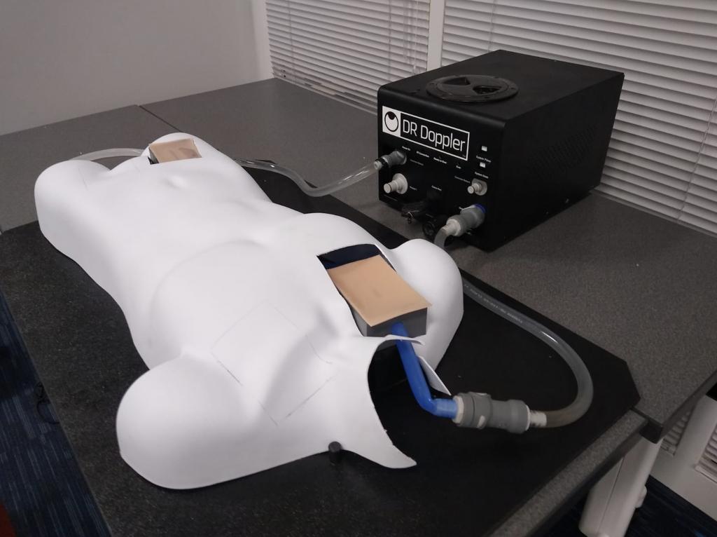 HCESC Develops ECMO Training Simulator