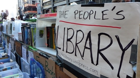 Occupy Library 2