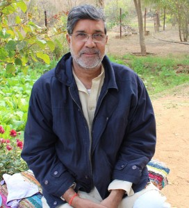 Kailash Satyarthi by Leandro Uchoas is licensed under CC-BY-2.0.