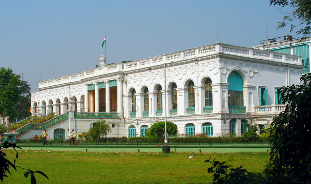 National Library of India. Photo courtesy of Wikimedia Commons