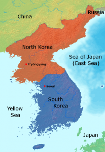 Map_korea_english_labels