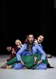 "Photo credit: Compañía Nacional de Danza Contemporánea, Argentina, ""Río conmigo"""