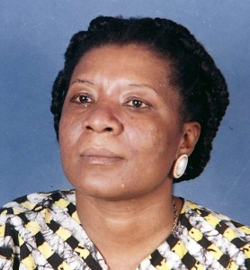 A photo of Maria Nsue. Image Source: escritores.org
