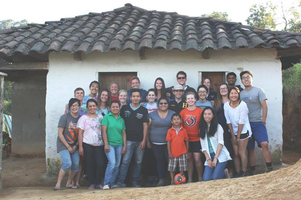 The UIUC students, faculty, and our friends from our partner NGO, ADEC. photo credit: Jesse Han