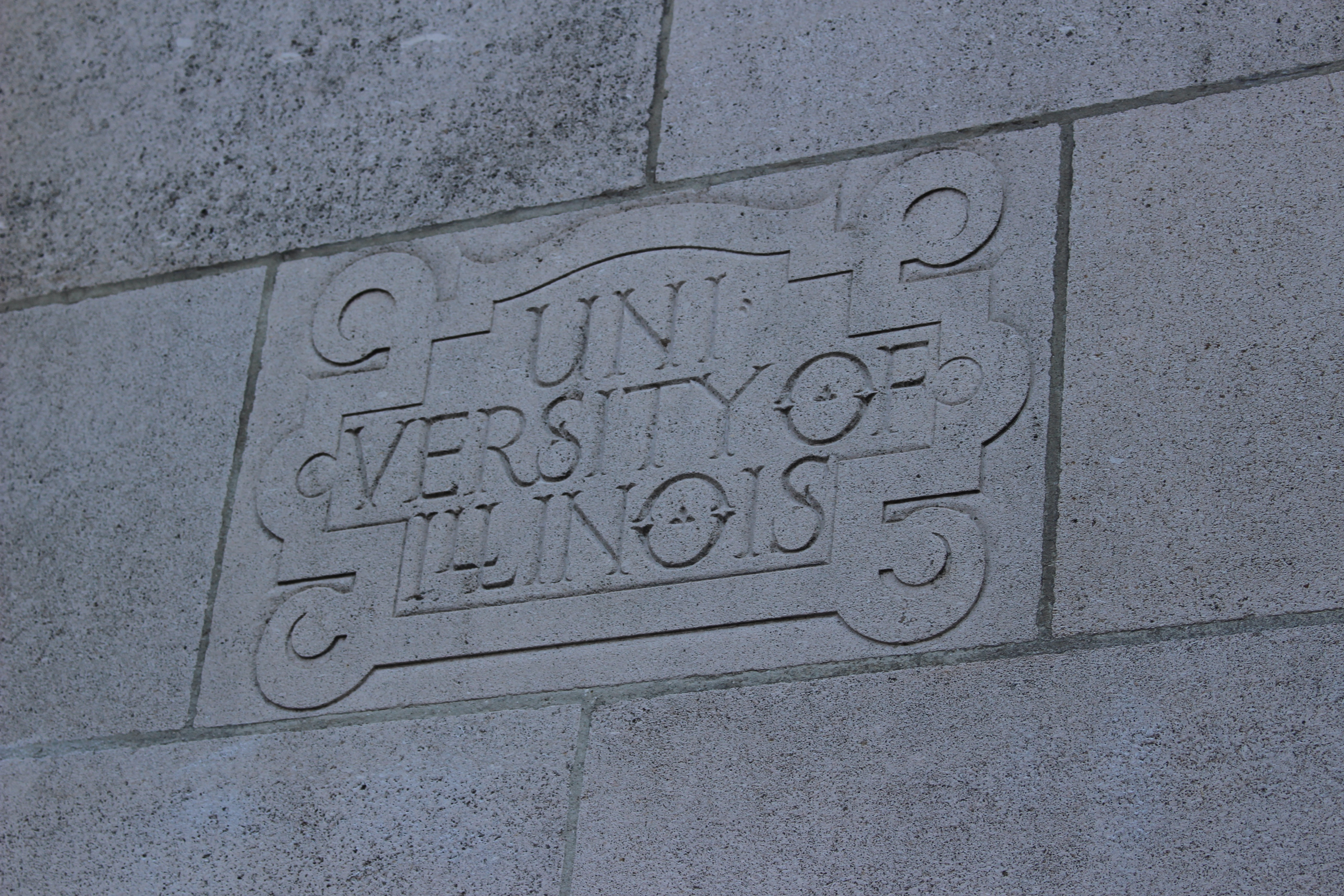 University of Illinois Engraving