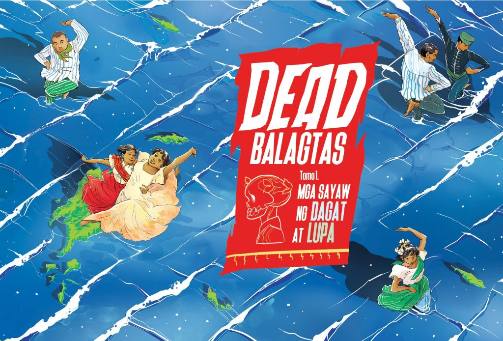 Image of the cover of Dead Balagtas: Tomo 1