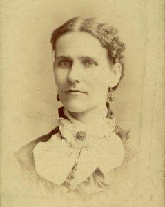 Photograph of Mary Corney, undated