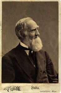 Photo of Jonathan Turner, circa 1890s