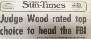 Chicago Sun-Times Newspaper Clipping