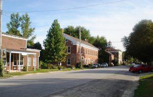 Bishop HIll Street