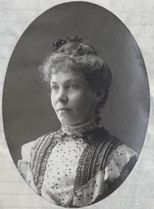 Portrait of Kate Baker Busey