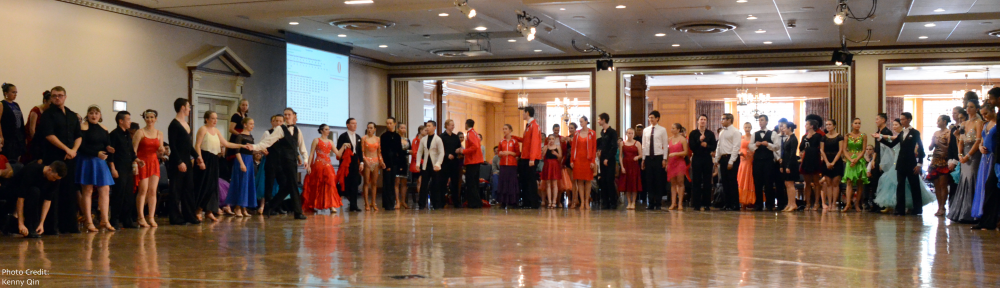 The 29th Annual Illini Dancesport Invitational
